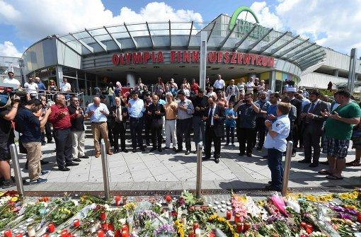 Mehrere tausend Menschen gedenken der Opfer von München