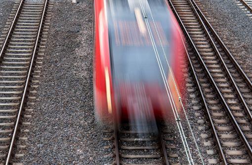 Strecke zwischen Göppingen und Geislingen wird gesperrt