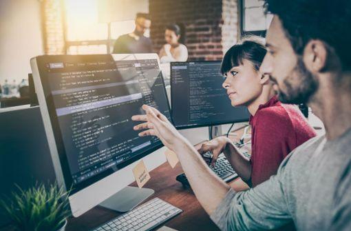 Zehntausende IT-Experten gesucht