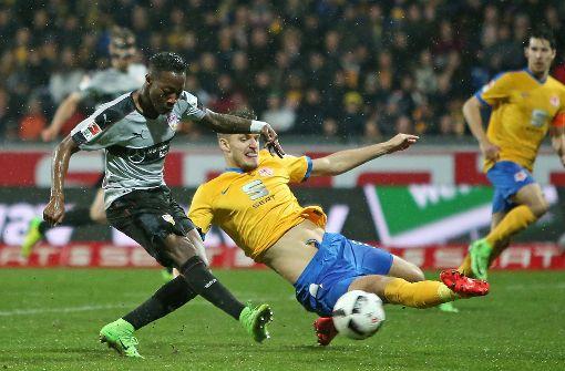 VfB Stuttgart und Eintracht Braunschweig trennen sich 1:1