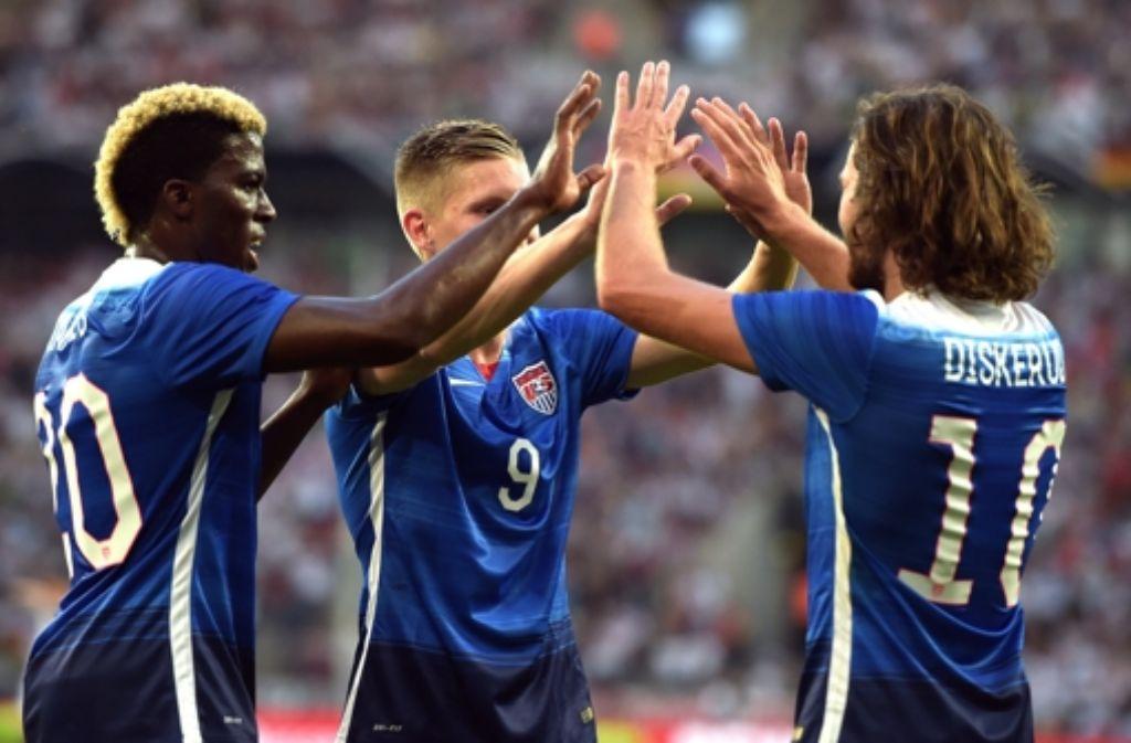 Fußball Usa Deutschland