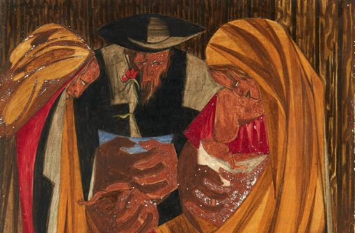 Lange verschwundenes Gemälde aufgetaucht
