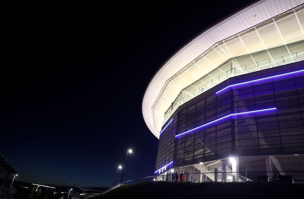 Die Wirsol Rhein-Neckar-Arena hat etwas mehr als 30.000 Plätze. Foto: Getty