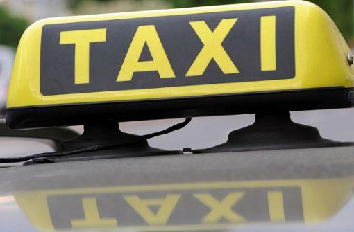 Taxi-Plünderer auf Beutezug