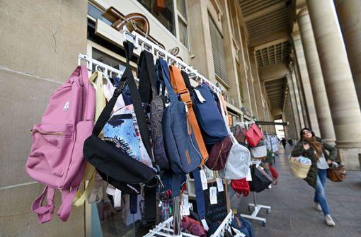 Einkaufsvergnügen mit Click & Meet   beginnt zaghaft