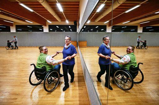 Wiener Walzer für Rollstuhlfahrer