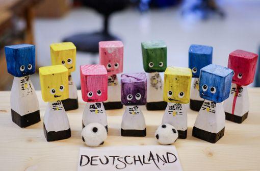 Die deutsche WM-Männleschaft steht
