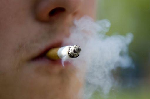 Russland will die Zigarette verbannen