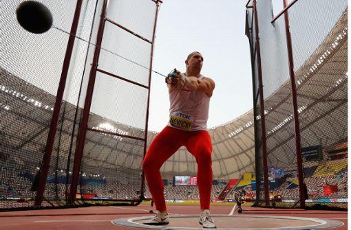 Polens Hammerwerfer Nowicki erhält auch WM-Bronze