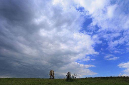 Wetter weiter wechselhaft - Gewitter möglich
