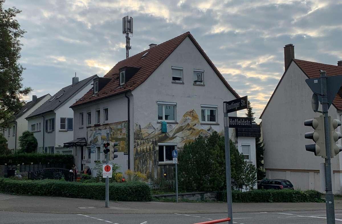 Die Bettlerhäuser waren 2020 Gesprächsthema in Degerloch. Foto: Götz Schultheiss