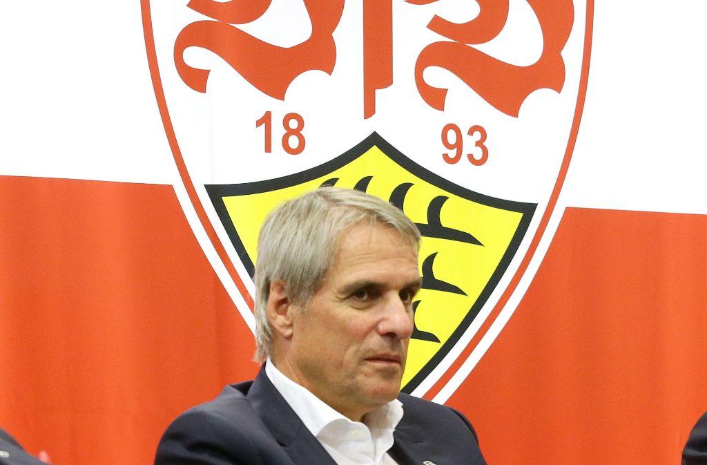 Derzeit ist die Daimler AG über ihren Personalvorstand Wilfried Porth im Aufsichtsrat des VfB Stuttgart vertreten. Foto: Baumann
