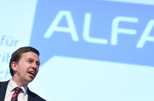 Lucke-Partei darf nicht weiter Alfa heißen