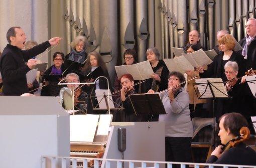 Musikalische Akzente zu religiösen Themen