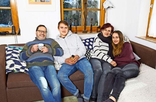 Ein schönes Miteinander mit Familie und Freunden