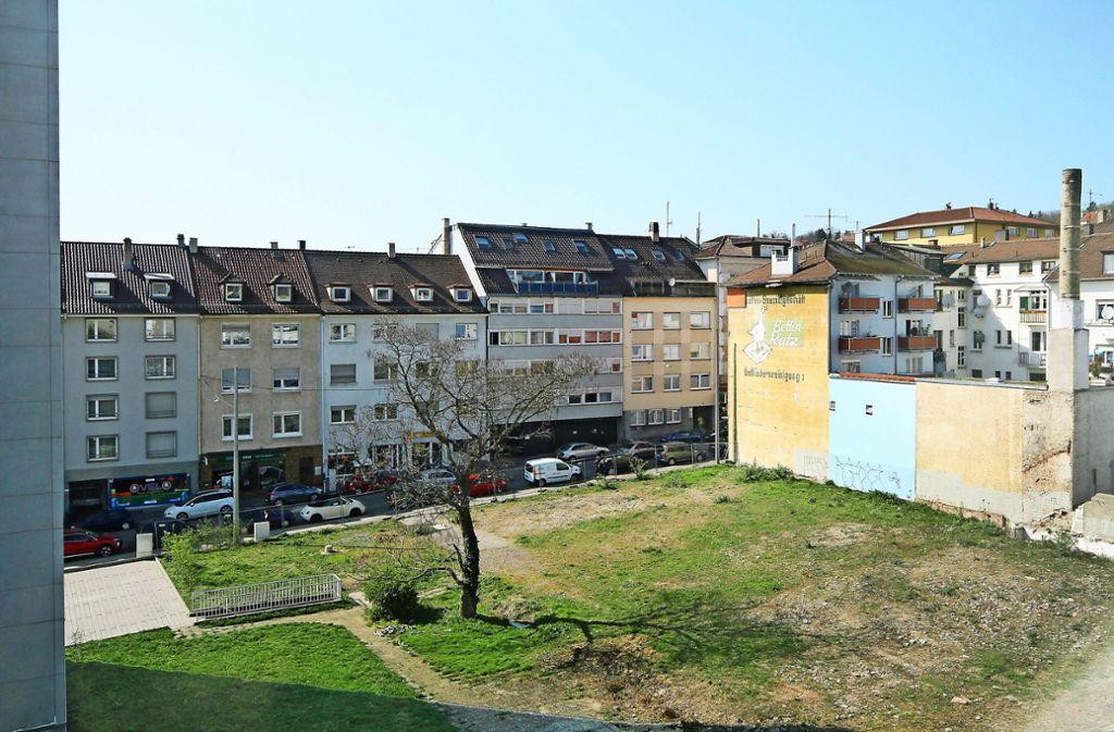In der Pforzheimer Nordstadt will der Enzkreis seine ausgelagerten Dienststellen zusammenführen. Foto: Norbert Kollros mediko@web.de