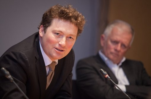 Viktor Schoner wird 2018 Intendant