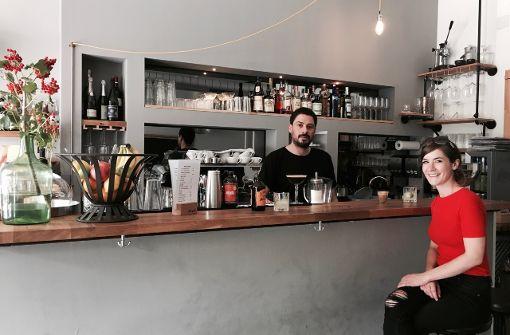 Kaffeebar mit italienischem Touch