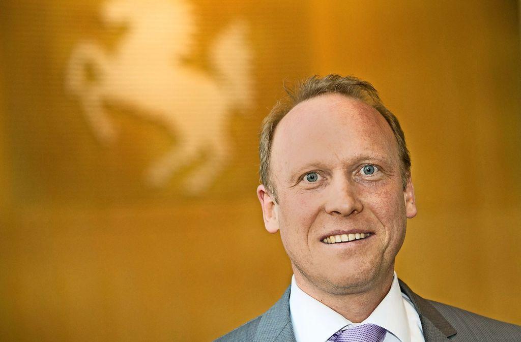 Wunschkandidat der CDU: der Jurist für Verwaltungs- und Sozialversicherungsrecht Thomas Fuhrmann Foto: Lichtgut/Leif Piechowski
