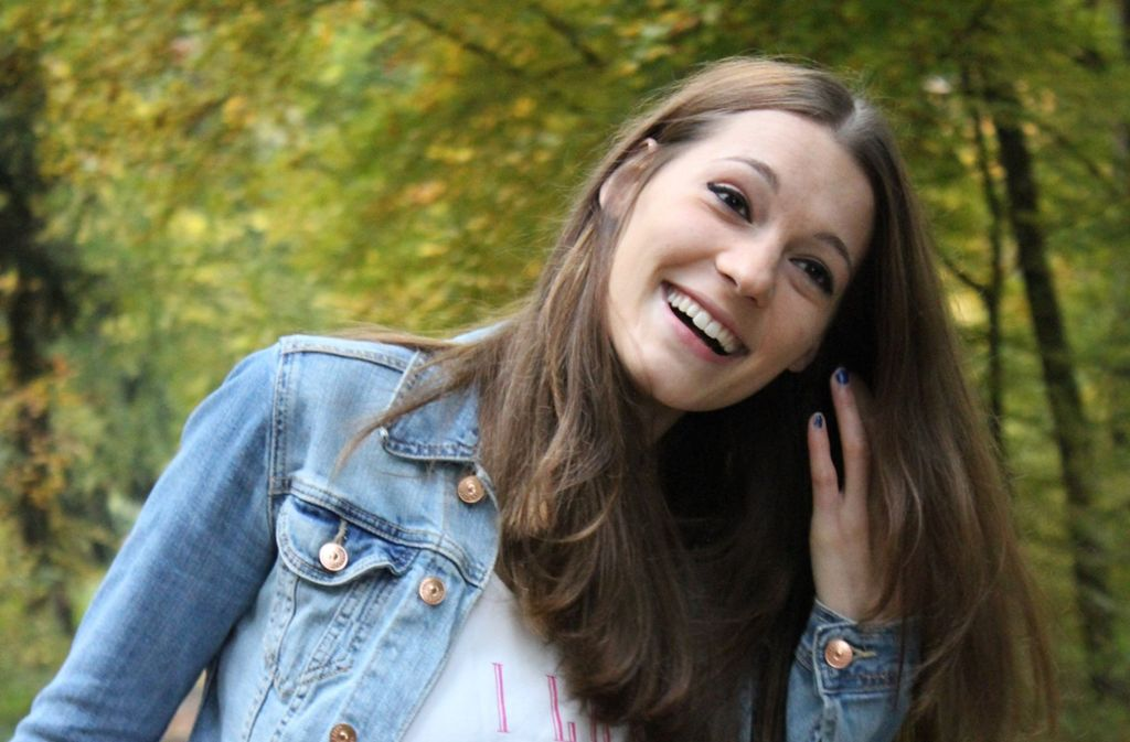 Johanna Boch aus Deckenpfronn ist zur Miss Bambi 2018 gewählt worden. Foto: privat