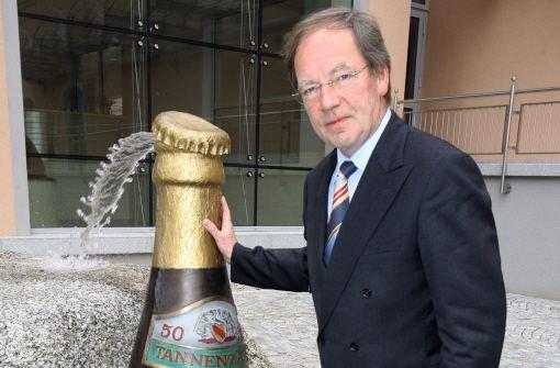 Schäuble kehrt nicht zu Rothaus zurück