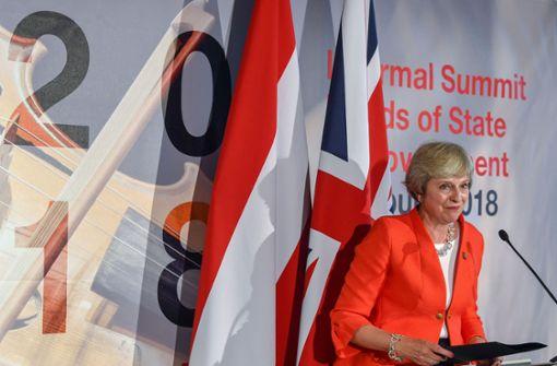 Neuer Vorschlag für irische Grenze nach Brexit geplant