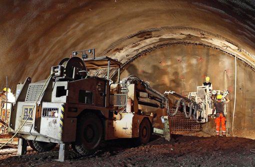 Kontroverse um Tunnel-Mehrkosten