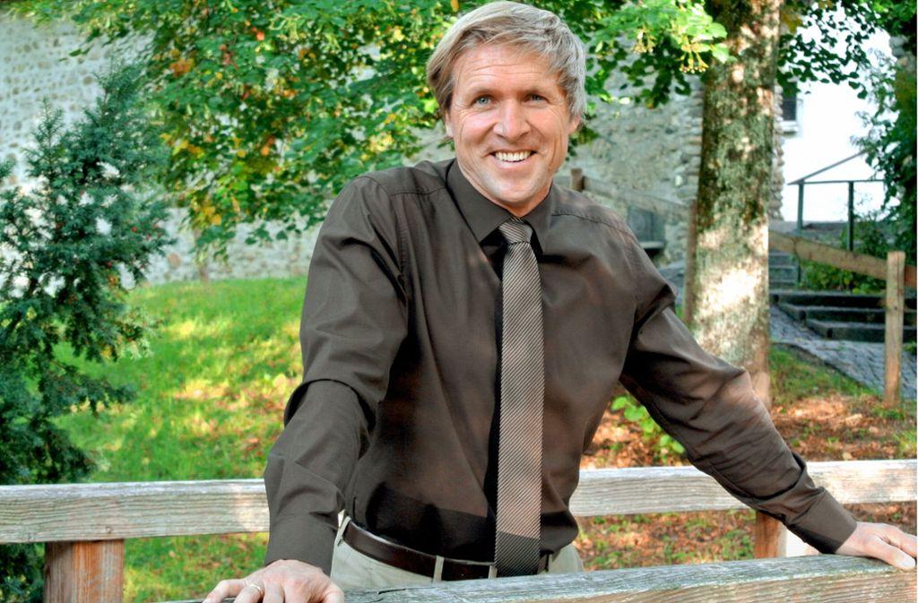 Peter Rist, ein Schlagerfan aus dem Allgäu, tritt zur Bürgermeisterwahl in Stuttgart an. Foto: privat