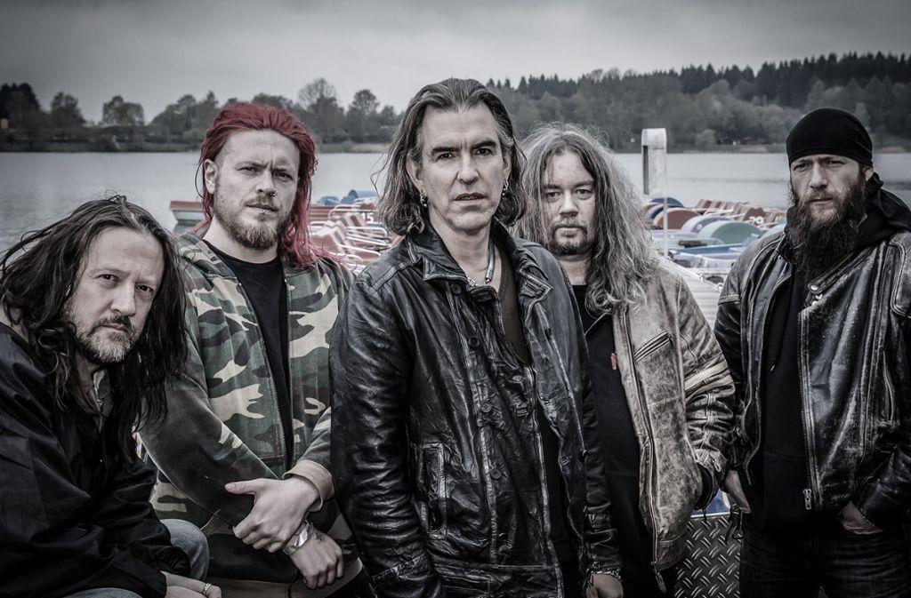 Alte Kämpen: die britische Band New Model Army Foto: Jochen Melchior