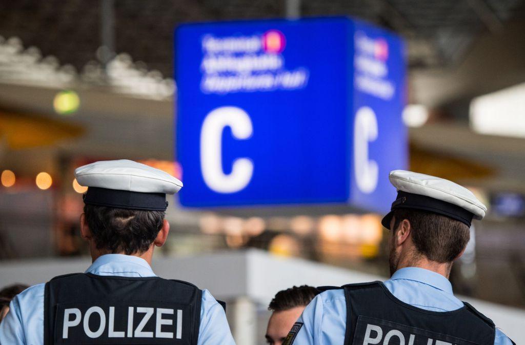 Am Flughafen in München wurde ein 39-Jähriger festgenommen (Symbolfoto). Foto: dpa