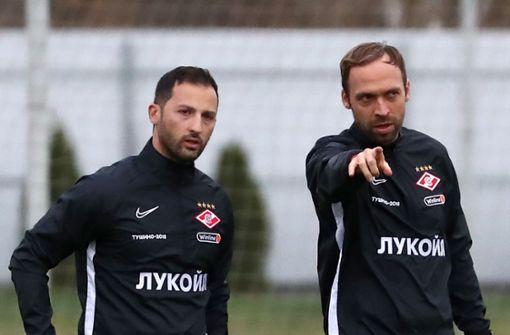 Warum die Ex-VfB-Akteure Spartak Moskau verlassen wollen