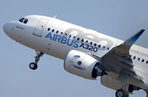 Frankreich stützt  die Luftfahrtindustrie