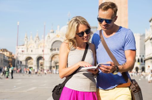 Ansturm auf Inlands-Reiseführer