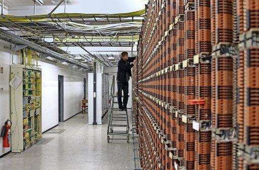 In Trippelschritten zum schnellen Internet