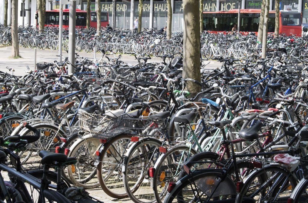 Die Stadt Göttingen gilt als ausgesprochen fahrradfreundlich. Foto: dpa