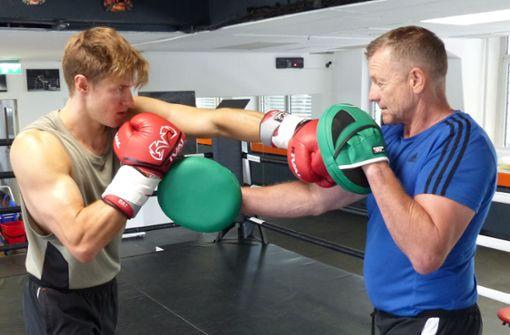 Vom Tanzparkett zurück in den Boxring