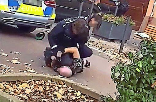 Ein Fall von Polizeigewalt in Pforzheim?