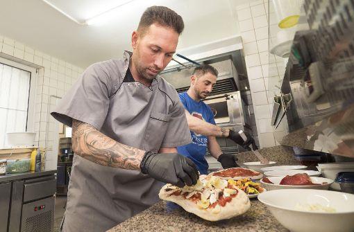 Tobias Weis – Pizzateig statt Zuckerpass
