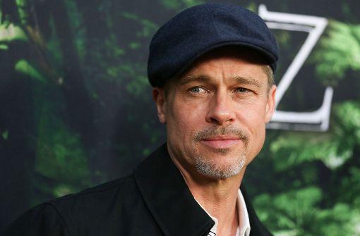 Brad Pitt gibt sich die Schuld