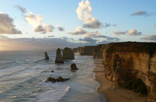 Australiens berühmteste Straße bröckelt