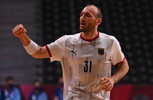 Deutsche Handballer holen Pflichtsieg