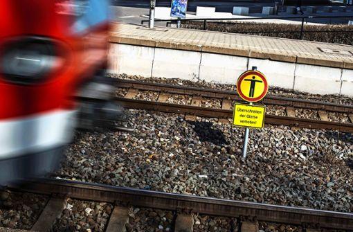 Bei dem schweren S-Bahn-Unfall war Alkohol im Spiel