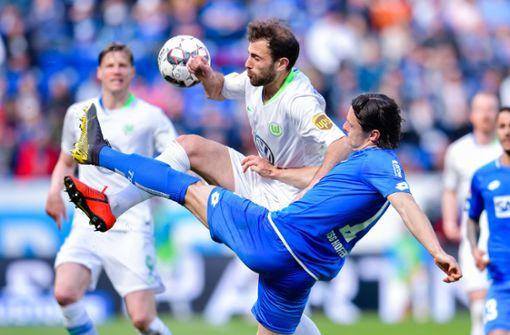 Hoffenheim geht zu Hause gegen Wolfsburg unter