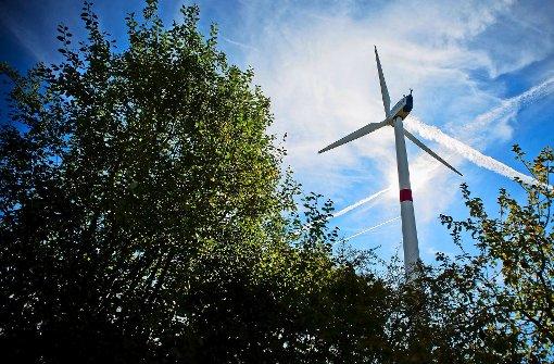 Flaute bei den Windkraft-Projekten