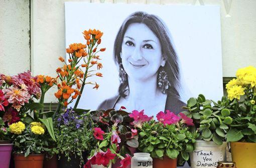 Gericht verhängt 15 Jahre Haft für Anschlag auf Bloggerin in Malta