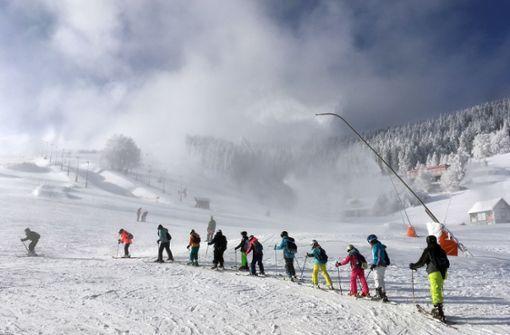 Ski-Fans starten in die Saison