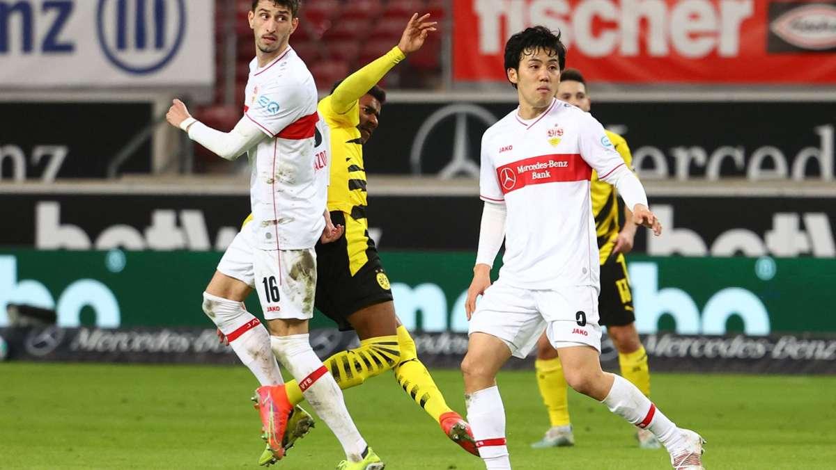 Ein guter Wataru Endo reicht gegen Borussia Dortmund nicht