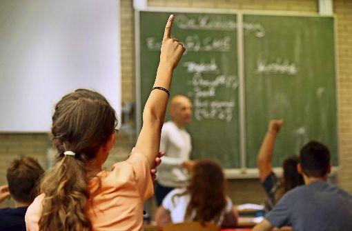 Unterrichtsausfall – der Südwesten steht gut da