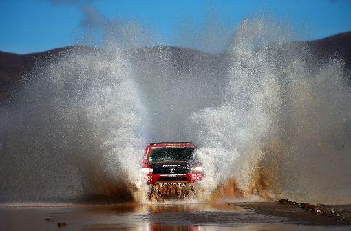 Unfälle, exotische Landschaften und spritzendes Wasser