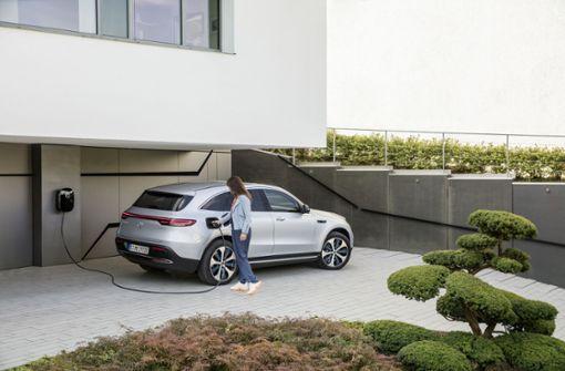 Mercedes macht seine Flotte klimafreundlich